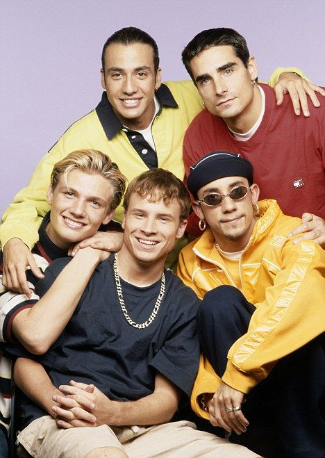 Backstreet Boys. My favourite boy band all through the 90s. So much better than NSync. To this day... they still rock ;)