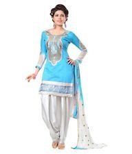 Indian Pakistani Suit Bollywood Anarkali Ethnic Designer Dress Salwar Kameez