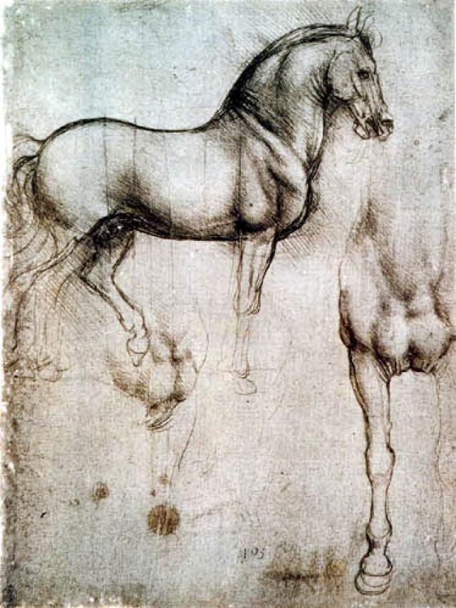 El caballo de Da Vinci.