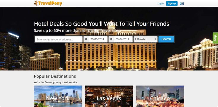 Saving Money on Hotels with TravelPony.com
