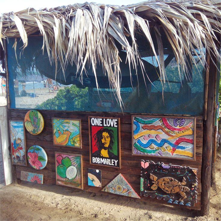 Playa Parguito, Margarita