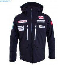 Goldwin Men Sweden Alpine Team Jacket – Black