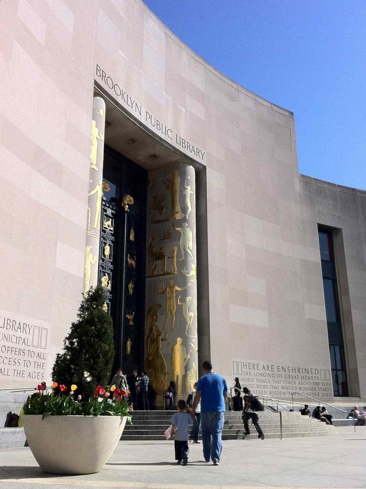 Brooklyn Public Library NYC