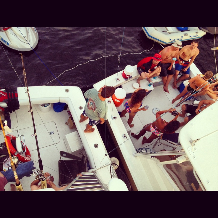 I'm on a boatI M, Boats