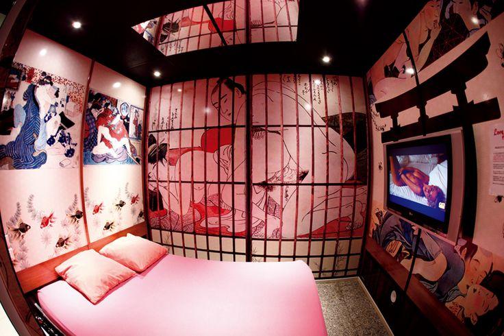 ラブホテルの現在地──消えゆく昭和のアート(2)