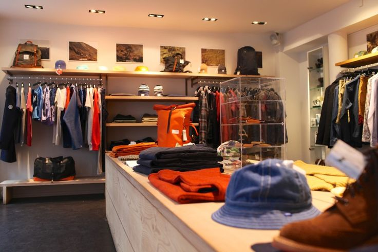 Clothing store inventory