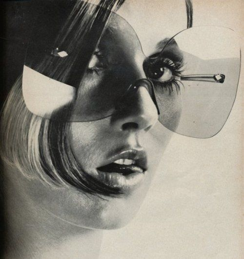 Vogue cover, July 1969 by Richard Avedon
