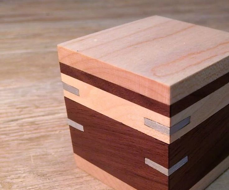 37 best Puzzle boxes images on Pinterest | Puzzle box, Boxes and Wood boxes