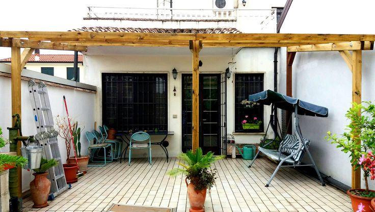 Oltre 1000 idee su tettoia su pinterest ripari per - Tettoia giardino ...