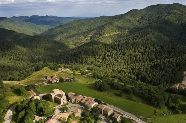 Sant Jaume de Frontanyà #pirineus #bergueda #turistesdequalitat #tdq