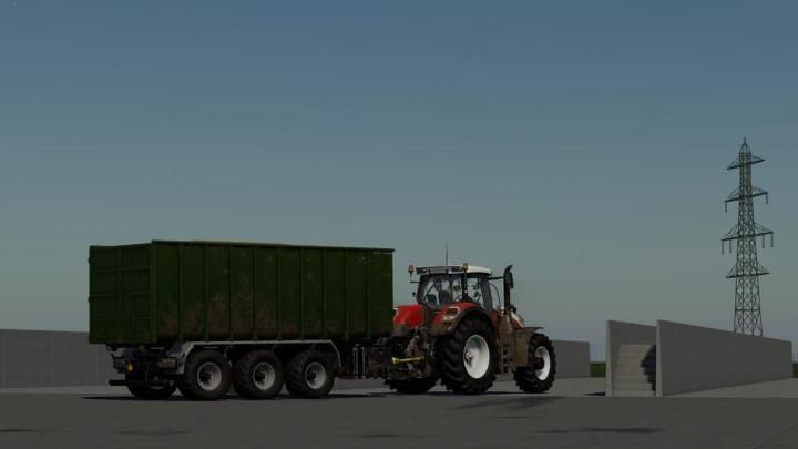 FS19 - Lizard Container V1 Download | Game Mods