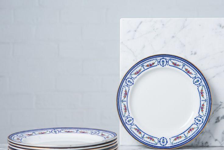 Chipendale Starter Plates Vintage. Explore interior design inspiration and shop vintage furniture, antique furniture, contemporary furniture and mid-century designs.