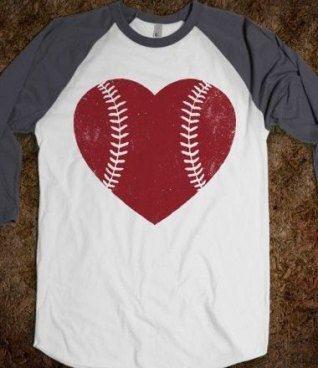 Friday's Fresh Picks: Baseball Shirts for Moms