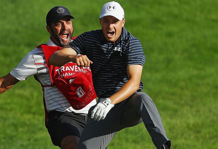 Spieth claims 10th title after incredible finish