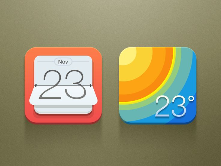 Calendar & Weather by wl3x