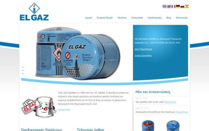 Μετάφραση της ιστοσελίδας σε Γαλλικά, Γερμανικά, Ρώσικα και Ισπανικά.
