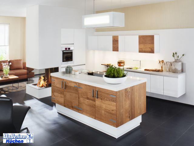 kücheninsel mit theke - Google-Suche Ofen Pinterest Searching - küchen in grau