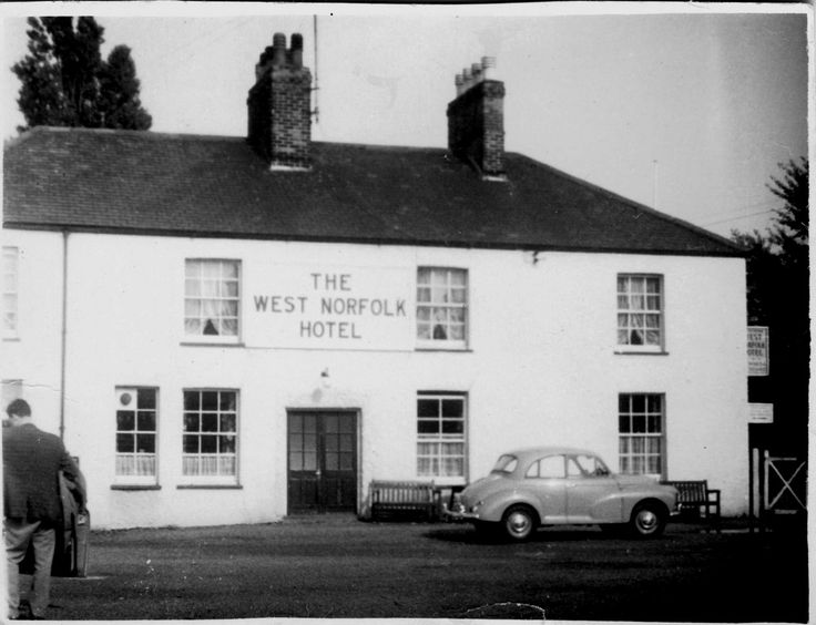 West Norfolk Hotel Heacham c1962