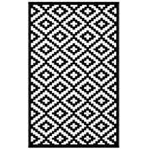 Green Decore 70 X 180 Cm Nirvana Interieur Exterieur Leger Tapis Ecologique Reversible Noir Blanc Tapis Exterieur Tapis Tapis Plastique