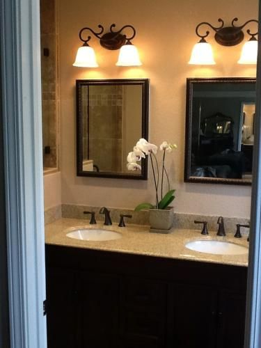 Recessed Or Surface Mount Mirrored Medicine Cabinet In Oil Rubbed Bronze