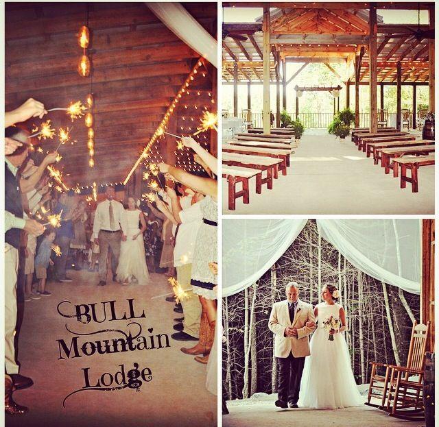 Weddings Events Dahlonega North Georgia And Bull Mountain Lodge