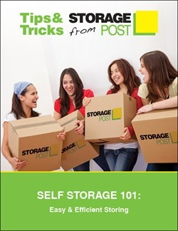 Self Storage 101: Easy and Efficient storing