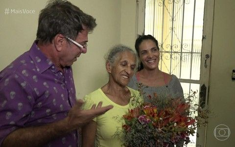 Ana Maria abre o concurso 'O Melhor Hambúrguer do Brasil' e mostra uma reforma impressionante no 'Dando um Retoque'
