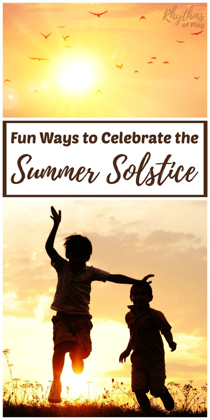 Celebrate the summer solstice with these summer activities, crafts, and other fun ideas! In the Northern Hemisphere the summer solstice typically occurs between the 20th and 22nd of June in the Northern Hemisphere while it falls between the 20th and 22nd of December in the Southern Hemisphere. Links to winter solstice ideas for those celebrating the winter solstice are included.