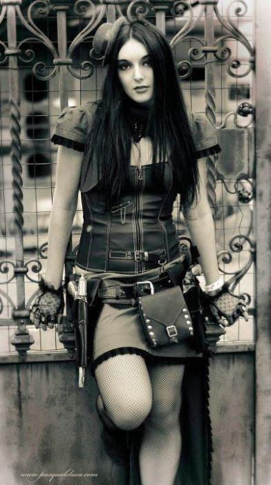 Nicoletta Rosellini de Kalidia | Band in 2019 | Steampunk ...