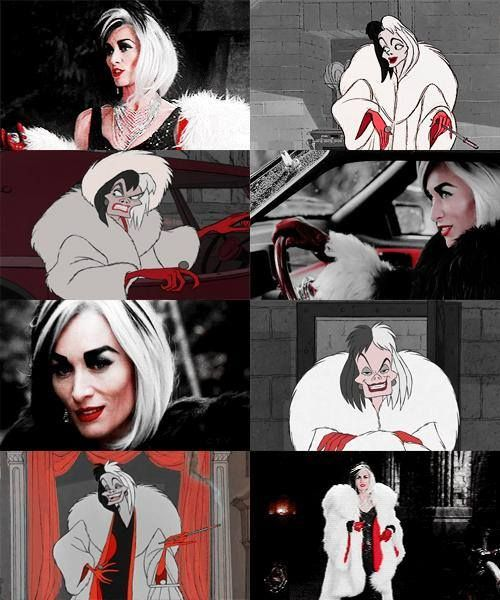 Waiting For Lucifer Morningstar Art Print By Kardish: 111 Best Images About 101 Dalmatians/Cruella DeVil On