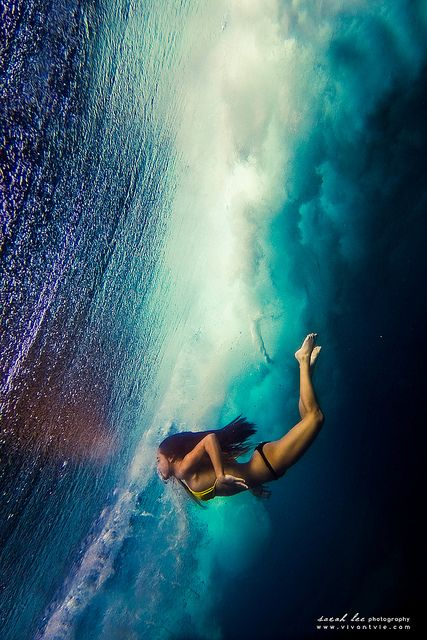 surge by Sarah Lee #photography #under #water #surf