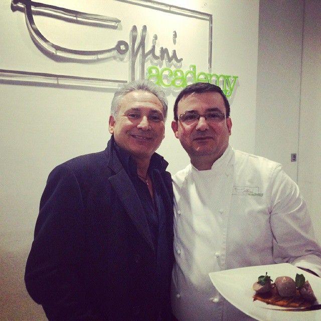 Chef Antonio Sorrentino - Francesco Paolantoni #toffiniacademy #corsidicucina #napoli