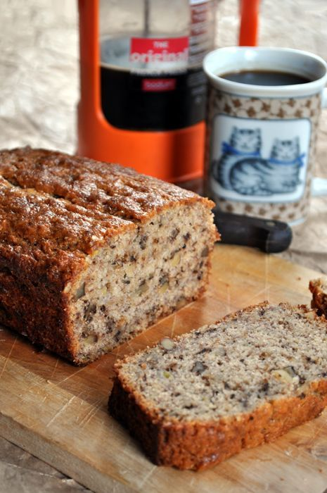 vegan banana bread *This has been dubbed THE BEST banana bread that anyone in my family has ever eaten. They didn't even know it was vegan! It has perfect taste and texture