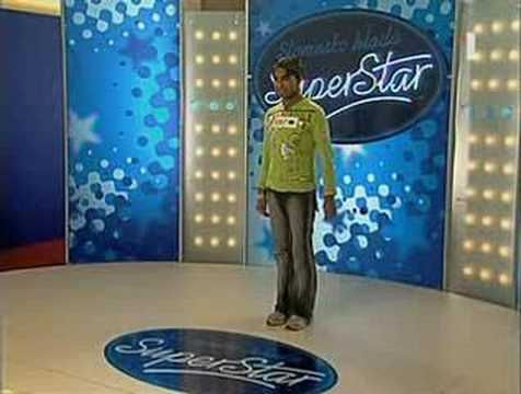Slovensko hlada superstar - Zeleny muzik Jan - YouTube