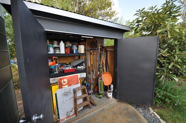 Www.studio Shed.com Studio Mini   Storage Shed By Studio Shed. A DIY Kit.  Modern | Shed | Storage | Backyard | Studio Mini | Pinterest | Backyard, ...
