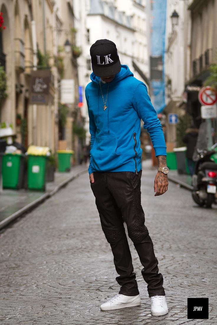 Tyga Cap Last Kings Sweat Balmain Pants Balmain Shoes Reebook T Rawws Him Pinterest