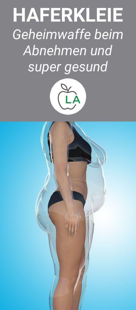 Haferkleie: Geheimtipp beim Abnehmen und super gesund