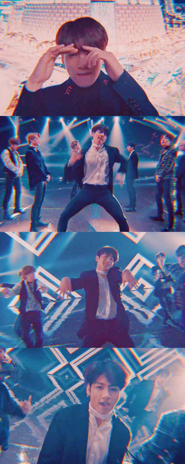 ʚ J K ɞ˒˒ Lotte Duty Free M/V #JUNGKOOK