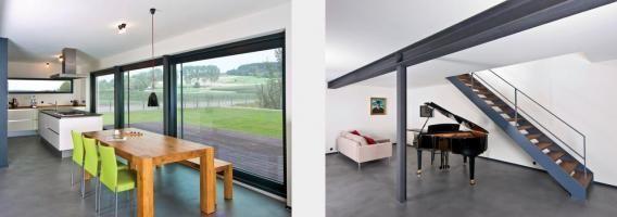 BAUFRITZ AG - Fertighäuser: Arche - Fertighaus Schweiz