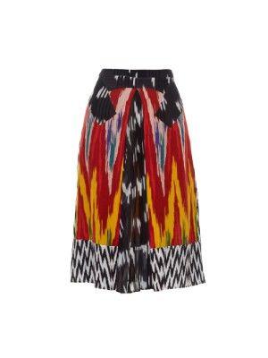 Toco ikat-print silk skirt | Altuzarra | MATCHESFASHION.COM US
