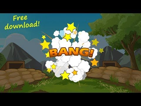 Cartoon explosion effect   FREE DOWNLOAD   Unity3d - YouTube