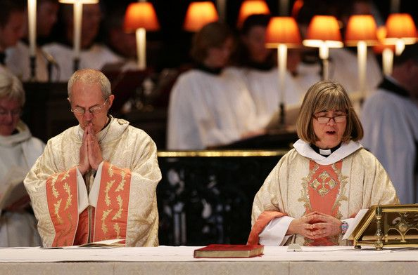 Justin Welby Photos - Women Priests Gather To Celebrate Twentieth Anniversary Of Ordination Of Women Priests - Zimbio