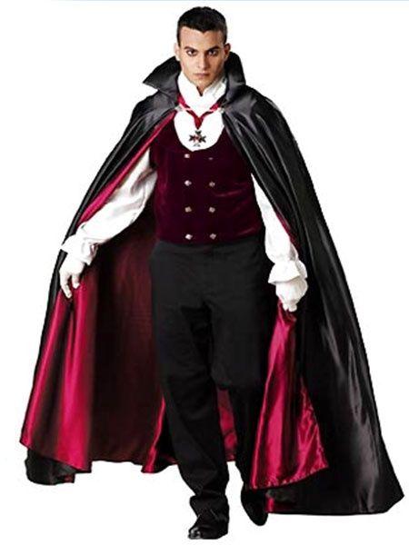 Halloween Men's Vampire Costume Set