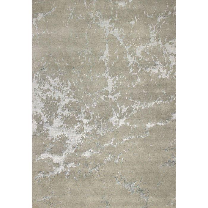 Бледно-серый ковер Мираж Сахары Mirage Aqua #rug #interior #ковер