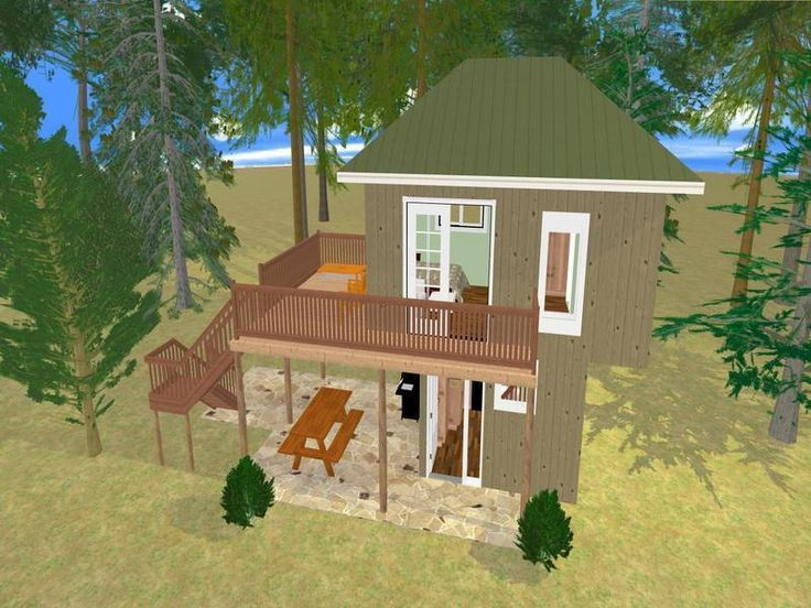 Cozy Small Shipping Container Home Plans                                                                                                                                                     More