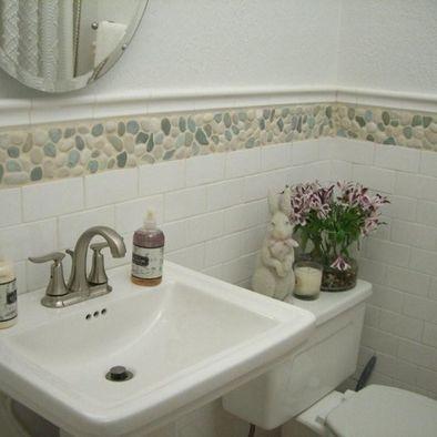 Wall Tile Ideas Pebble And Stone 10 Handpicked Ideas
