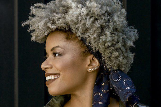 Dicas sobre cabelo afro e make para negras por Maraisa Fidelis