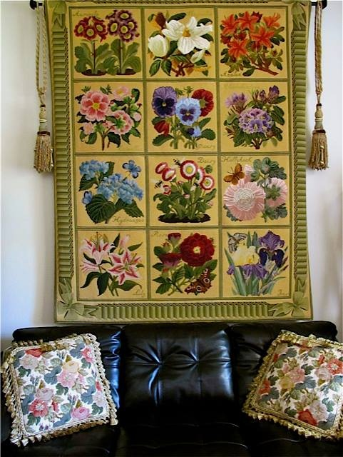 612 Best Images About Needlepoint Tapestry On Pinterest