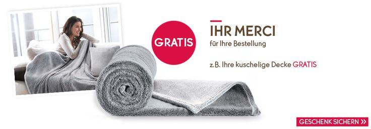 YVES ROCHER - Hochwirksame Pflanzen-Kosmetik #Gratisgeschenk Kuscheldecke
