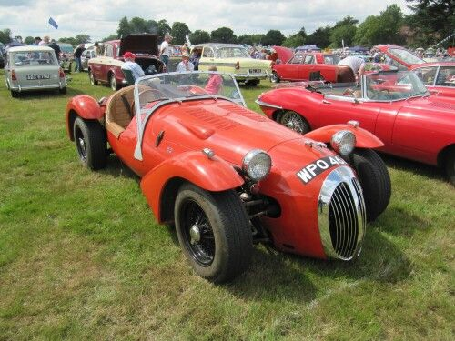 Best British Kit And Replica Cars Images On Pinterest